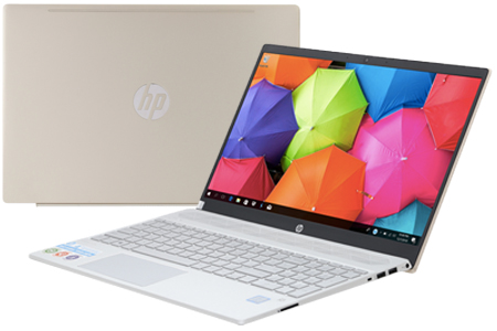 Laptop HP Pavilion 15 cs1009TU i5 8265U/4GB/1TB/Win10 (5JL43PA)